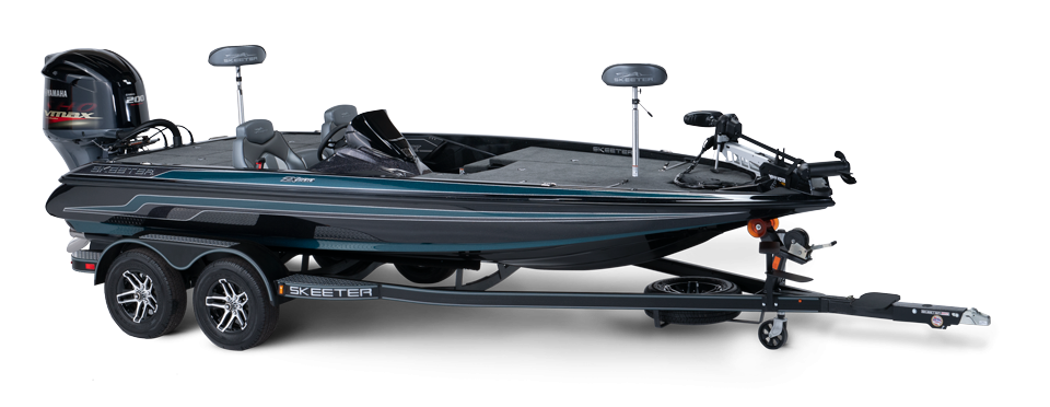 2020 Skeeter ZX200 Bass Boat For Sale profile image.