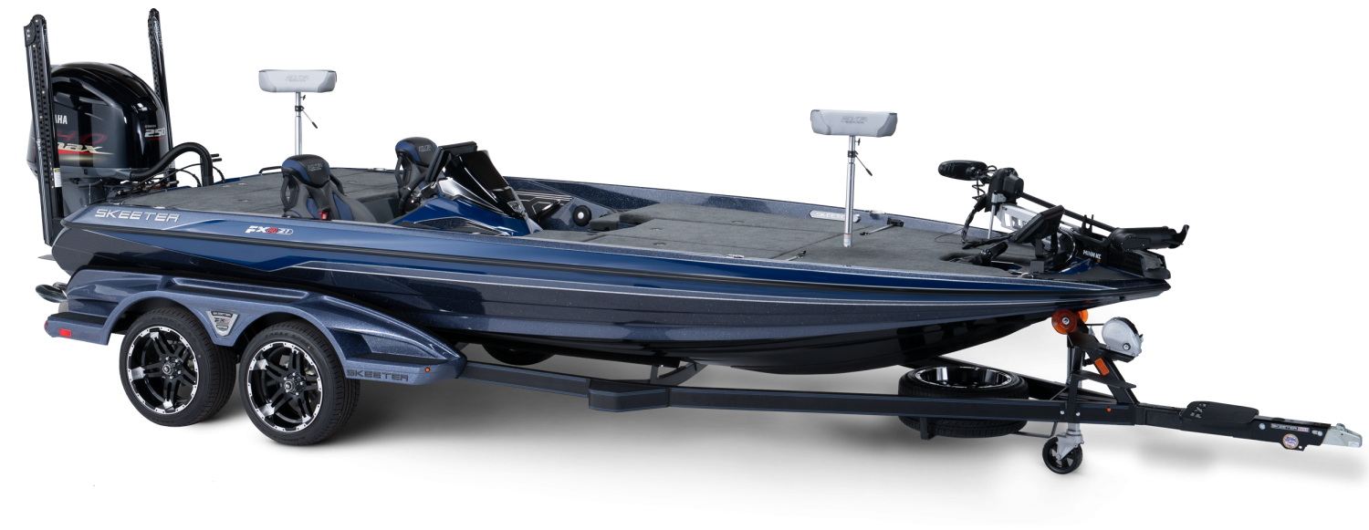 2020 Skeeter FXR21 LIMITED Bass Boat For Sale profile image.
