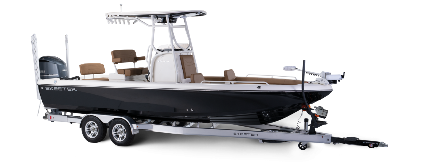 2020 Skeeter SX2550 - FAMILY Bay Boat For Sale profile image.