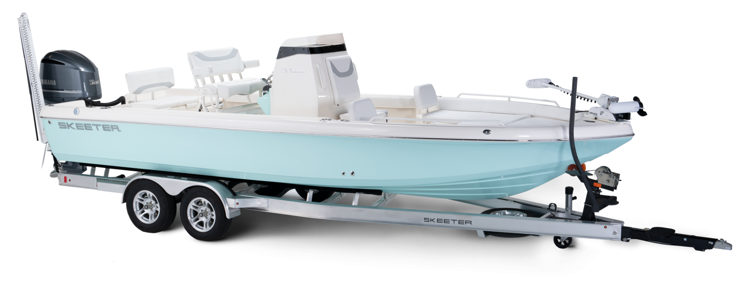 2020 Skeeter SX2550 - FISH Bay Boat For Sale profile image.