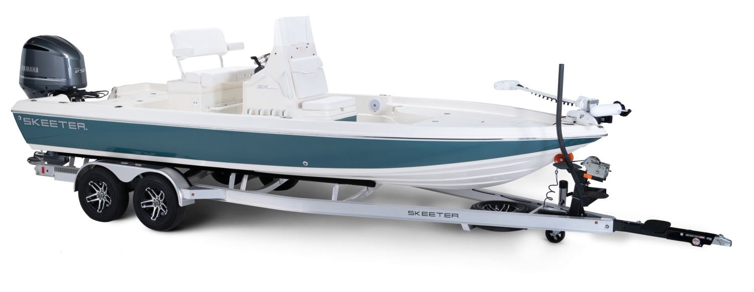 2020 Skeeter SX230 Bay Boat For Sale profile image.