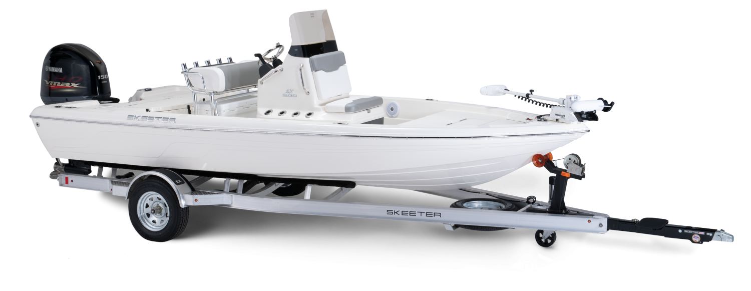 2020 Skeeter SX200 Bay Boat For Sale profile image.