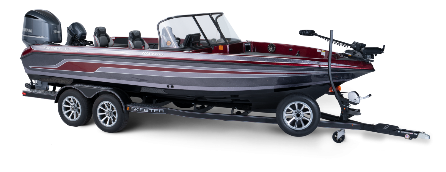 2020 Skeeter WX2200  Deep V Boat For Sale profile image.