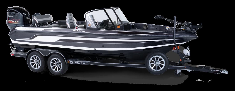 2020 Skeeter WX2060 Deep V Boat For Sale profile image.