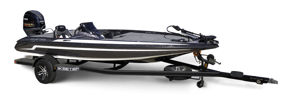 2020 Skeeter ZX150 Bass Boat For Sale profile image.