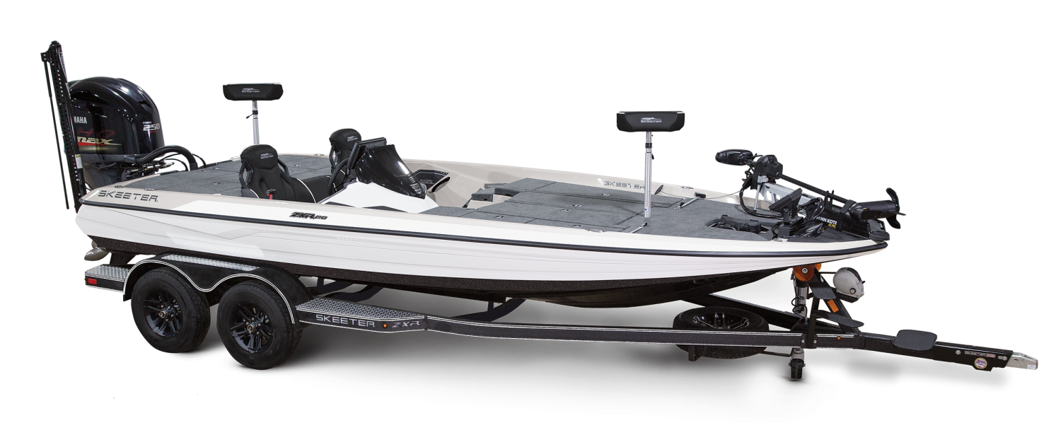 2021 Skeeter ZXR 20 Bass Boat For Sale profile image.