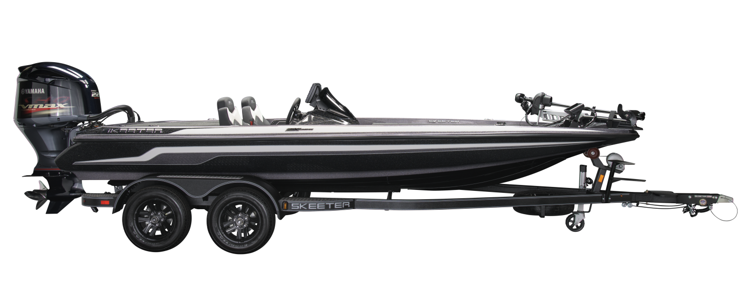 2021 Skeeter ZX225 Bass Boat For Sale profile image.