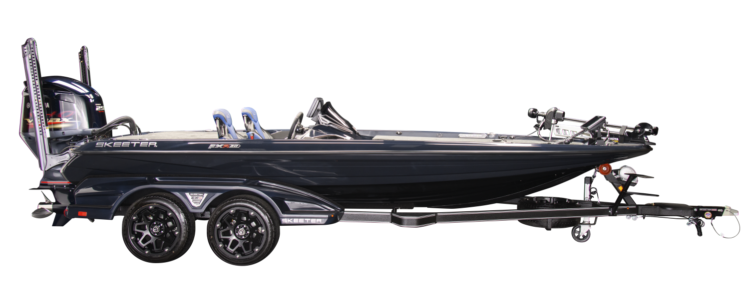 2021 Skeeter FXR20 APEX Bass Boat For Sale profile image.