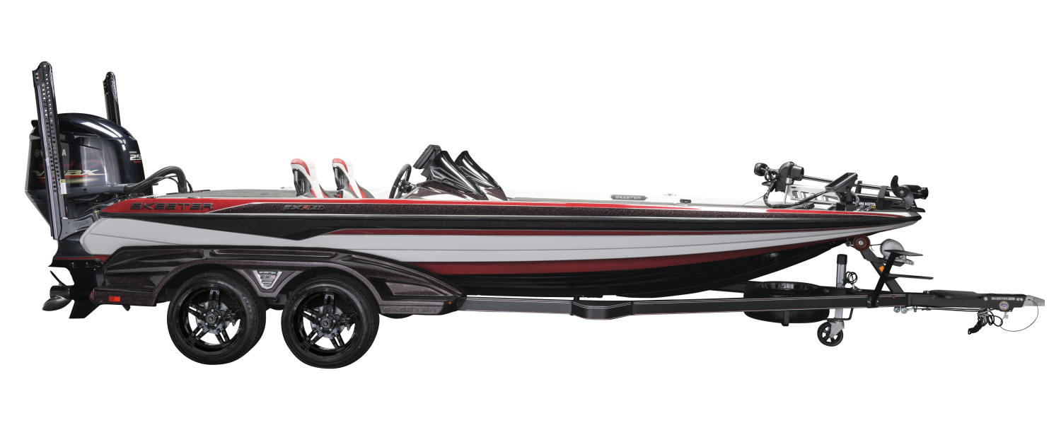 2021 Skeeter FXR21 LIMITED Bass Boat For Sale profile image.