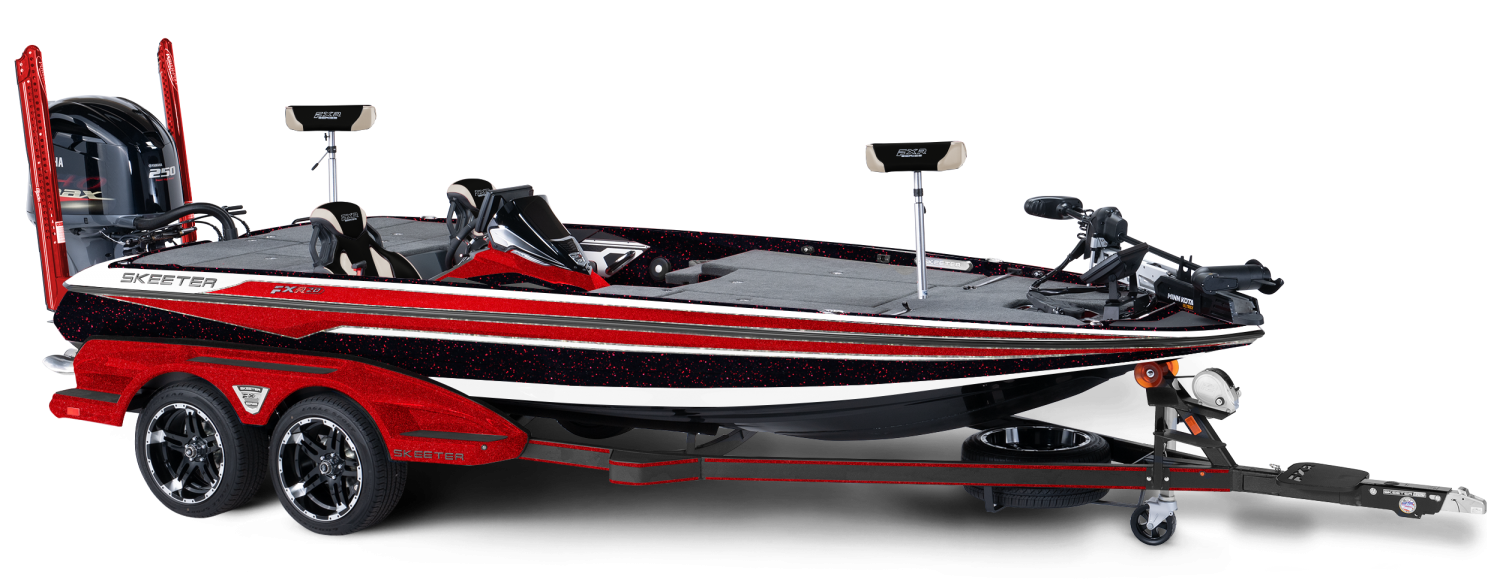 2021 Skeeter FXR21 Bass Boat For Sale profile image.