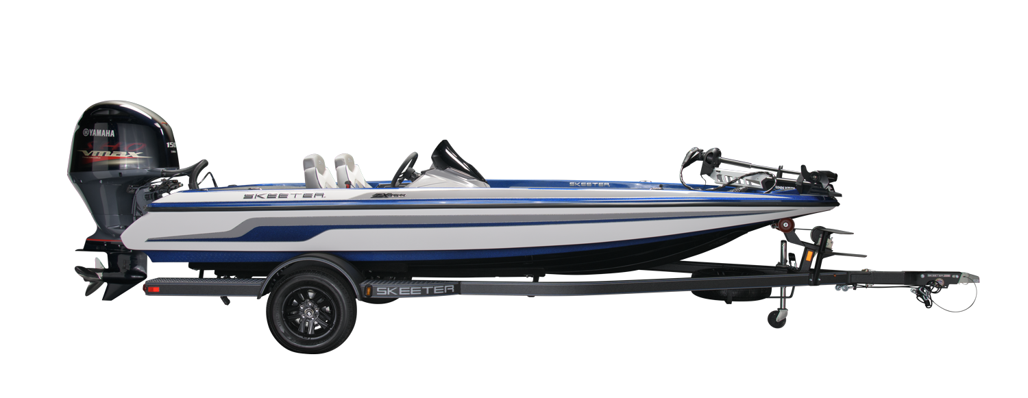 2021 Skeeter ZX150 Bass Boat For Sale profile image.