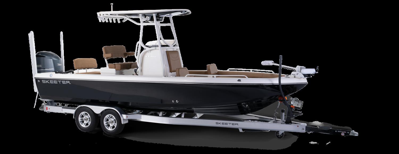 2021 Skeeter SX2550 FAMILY Bay Boat For Sale profile image.