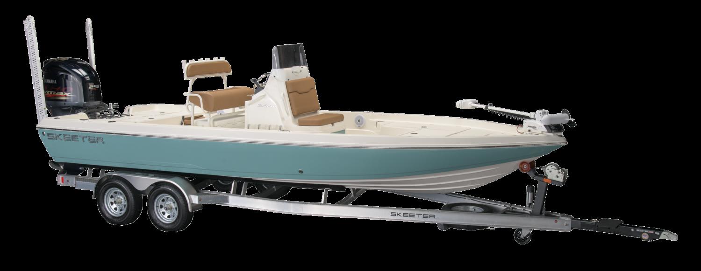 2021 Skeeter SX230 Bay Boat For Sale profile image.