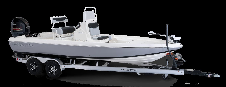 2021 Skeeter SX210 Bay Boat For Sale profile image.
