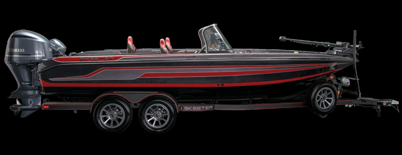2021 Skeeter WX2200 Deep V Boat For Sale profile image.