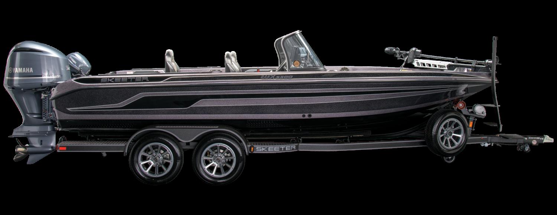 2021 Skeeter WX2200 Select Deep V Boat For Sale profile image.