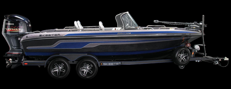 2021 Skeeter Solera 205 Deep V Boat For Sale profile image.