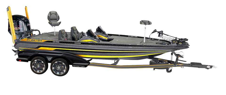 2018 Skeeter FX21 LE Bass Boat For Sale profile image.