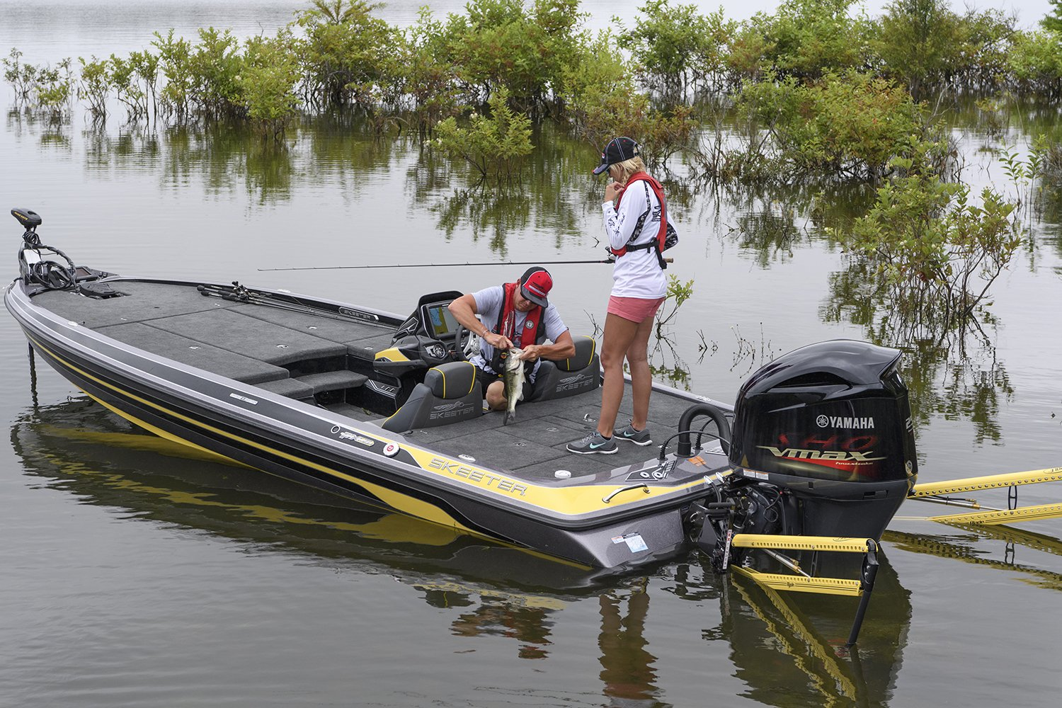 2018 Skeeter Fx21 Le Bass Boat For Sale