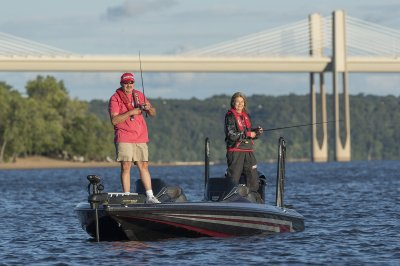 minn kota ultrex will hold you on your fishing spot