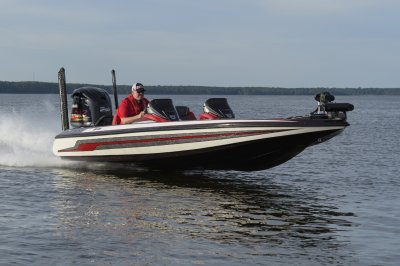 fx 21 speeds across the lake