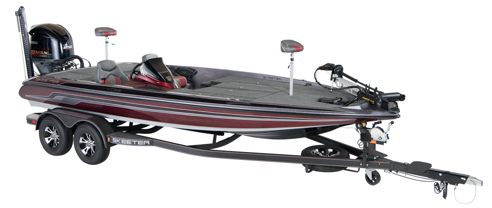 2018 Skeeter ZX250 Bass Boat For Sale profile image.