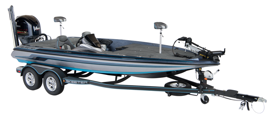 2018 Skeeter ZX225 Bass Boat For Sale profile image.