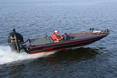 zx225 smoothest riding bass boat