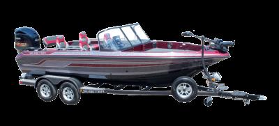 Walleye Fishing DeepV Boats Skeeter Built Trailer