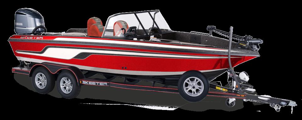 2018 Skeeter WX2190 Stock Deep V Boat For Sale profile image.