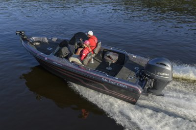yamaha four stroke powers deep v boat