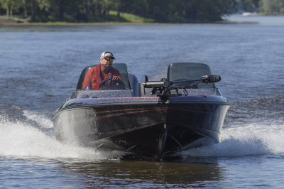 the wx 1825 is the smoothest riding boat in it's class