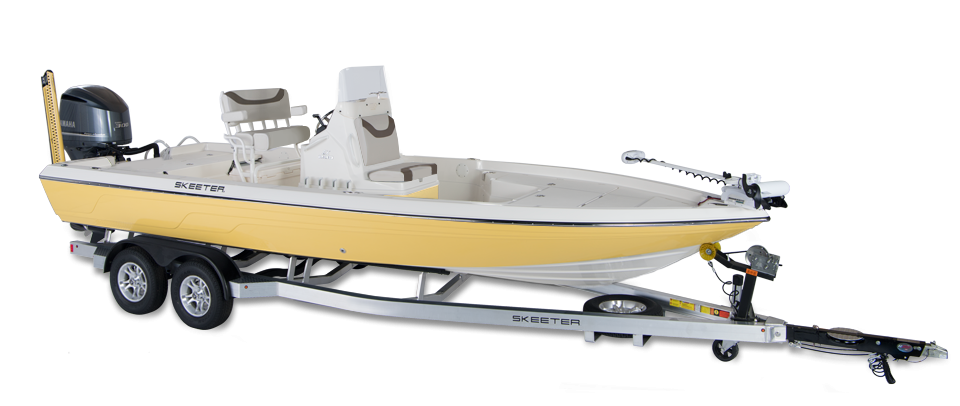 2018 Skeeter SX240 Bay Boat For Sale profile image.