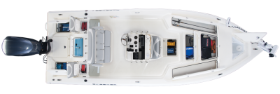 Sx 240 bay boat with lots of storage