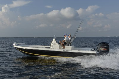 23 foot center console power by yamaha 4 stroke