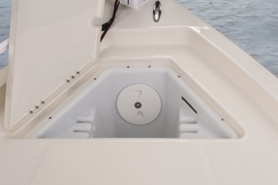 bow anchor storage on sx230 center console