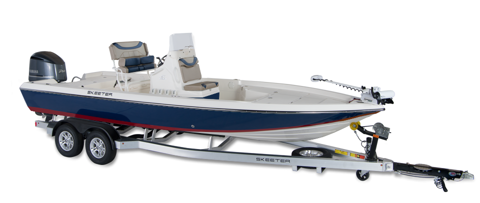 2018 Skeeter SX2250 Bay Boat For Sale profile image.