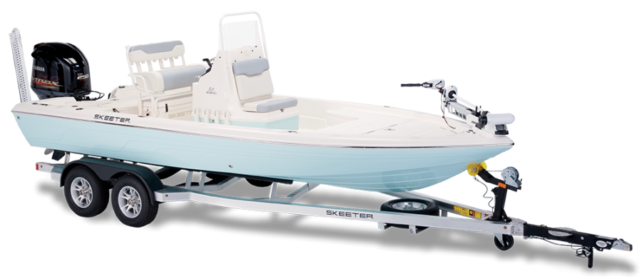 2018 Skeeter SX220 Bay Boat For Sale profile image.