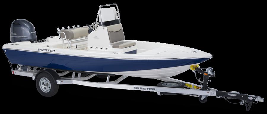 2018 Skeeter SX200 Bay Boat For Sale profile image.