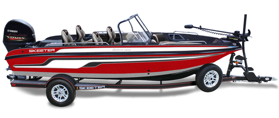 2018 Skeeter Solera 189 Deep V Boat For Sale profile image.
