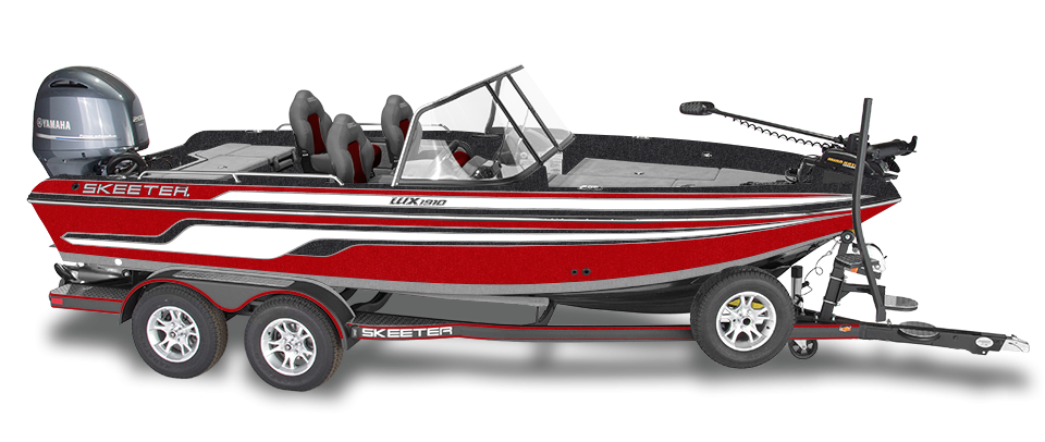 2018 Skeeter WX1910 Deep V Boat For Sale profile image.