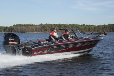 the solera 205 is the smoothing riding boat in it's class