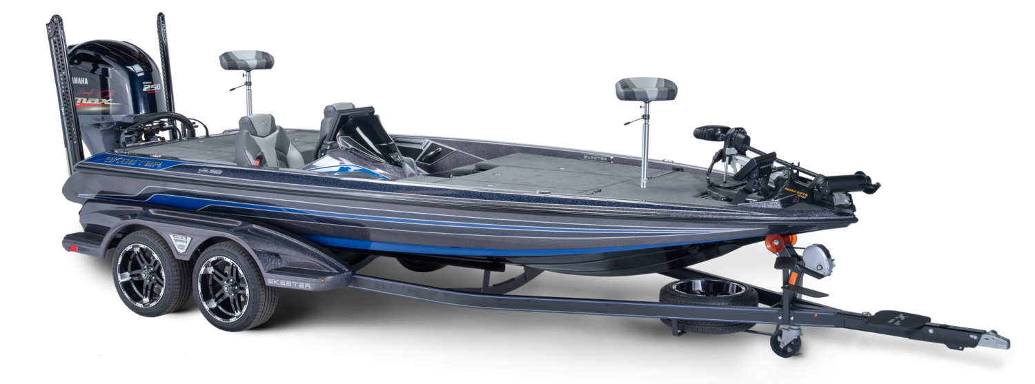 2019 Skeeter FX21 Bass Boat For Sale profile image.