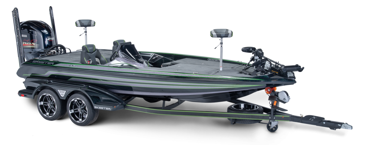 2019 Skeeter FX20 Bass Boat For Sale profile image.