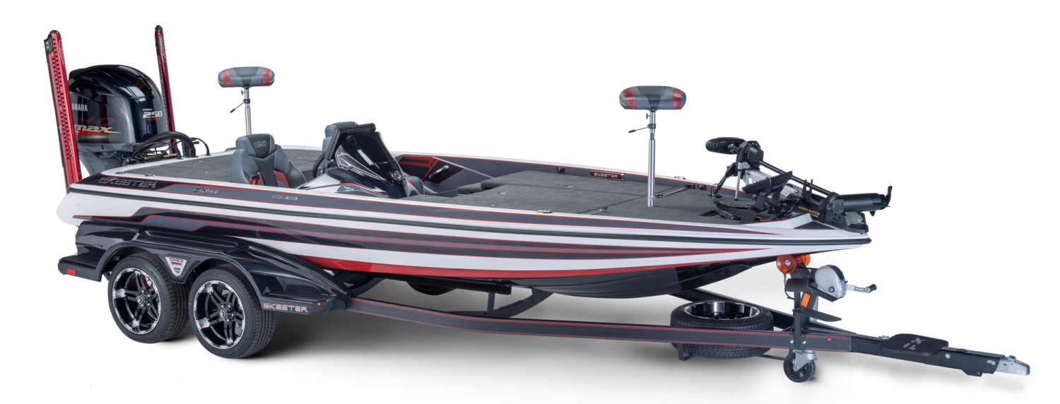 2019 Skeeter FX21 APEX Bass Boat For Sale profile image.