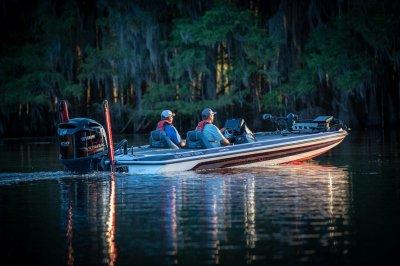 skeeter fx21 apex bass boat idling