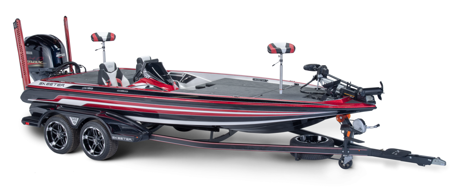 2019 Skeeter FX21 LE Bass Boat For Sale profile image.