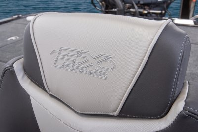 skeeter fx 21 le bass boat seat