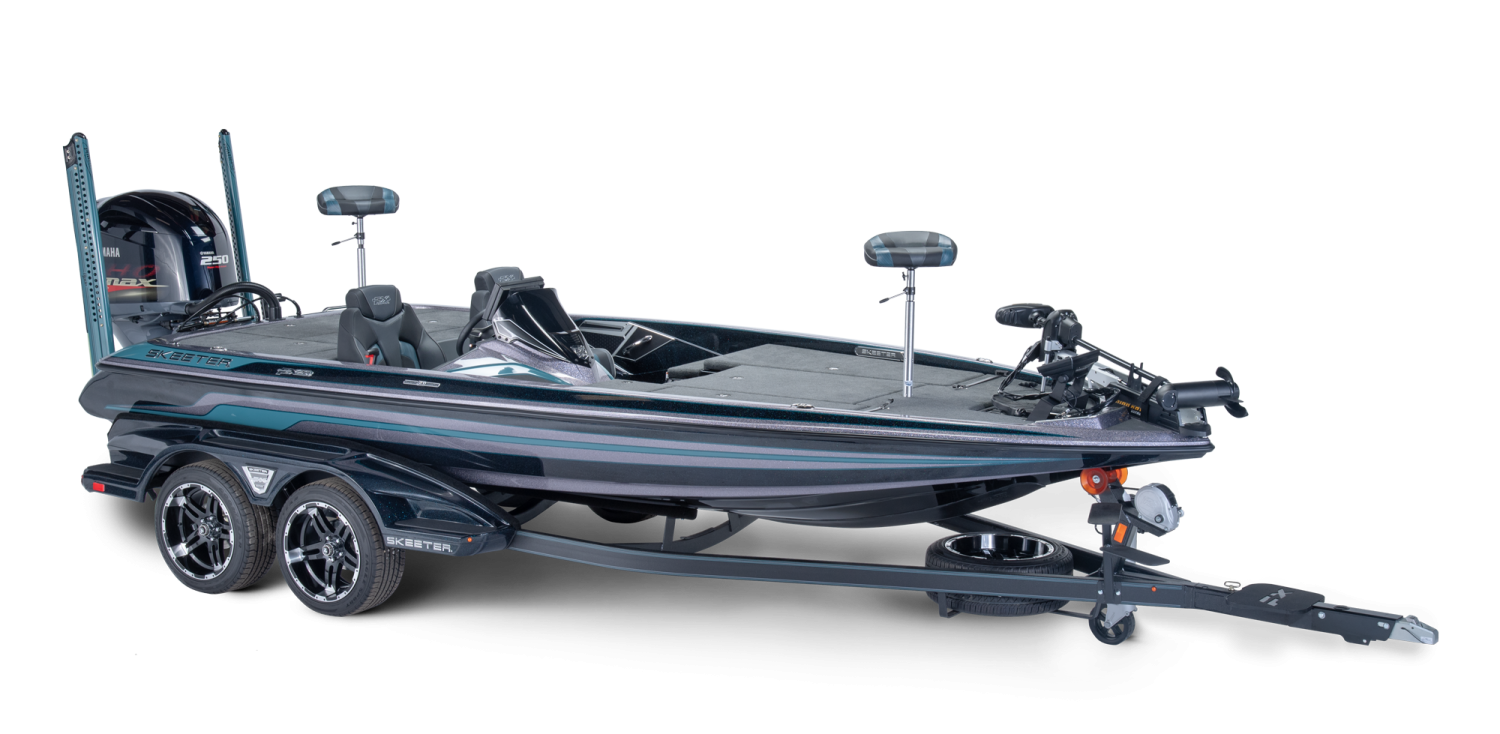 2019 Skeeter FX20 LE Bass Boat For Sale profile image.