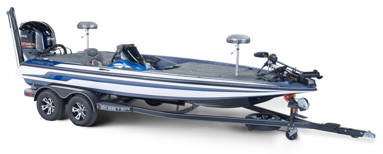 2019 Skeeter ZX250 Bass Boat For Sale
